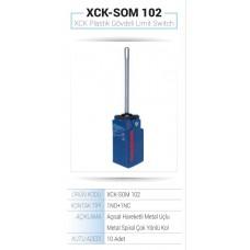 PLASTİK GÖVDELİ LİMİT SWİTCH  XCK-SOM 102