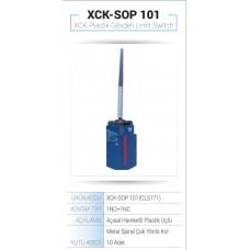 XCK-SOP 101 PLASTİK GÖVDELİ LİMİT SWİTCH